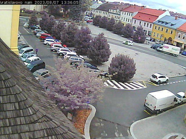 Webkamera - Nové Město na Moravě