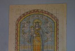 Výstava návrhů sgrafit Karla Němce