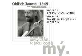 Koncert Oldřicha Janoty