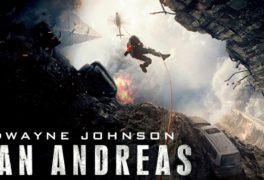 San Andreas  – Letní kino Tři Studně