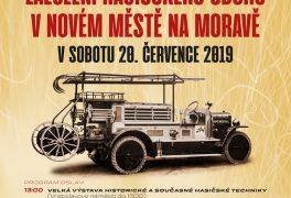 Oslavy 140. výročí založení Sboru dobrovolných hasičů Nové Město na Moravě