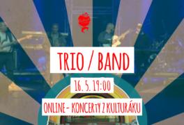 Trio band – ONLINE STREAM
